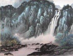 望庐山瀑布 古诗