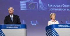 英国与欧盟达成脱欧后贸易协议