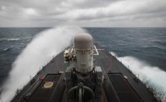 国防部回应美舰艇穿航台湾海峡