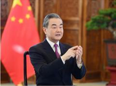 王毅:中美关系来到新的十字路口