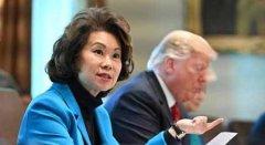 美国运输部长赵小兰宣布辞职