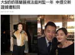大S婆婆张兰回应被判入狱