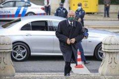 葡萄牙总统新冠病毒检测呈阳性