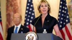 美驻联合国大使取消访台