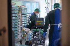 全球日增确诊超74万例 1月15日全球疫情最新消息