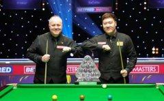 颜丙涛夺斯诺克大师赛首冠