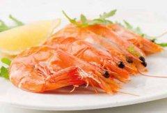 虾和7种食物不能一起吃