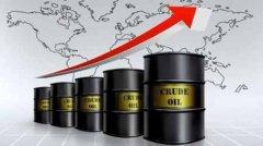 国际油价突破60美元关口