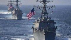 专家解读美军在南海活动的新特点