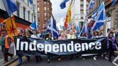 苏格兰闹独立英政府行动了