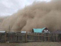蒙古国极端天气已致10人死亡