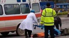 广西巴马通报急救伤者从担架摔落
