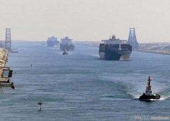 日本船东就阻塞苏伊士运河道歉