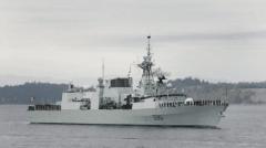 加拿大宣称其军舰航经南海
