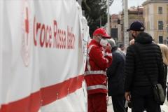 意大利全国升为红色疫情防疫区