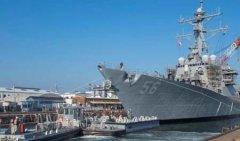 东部战区回应美舰穿航台海