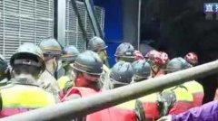 新疆煤矿发生事故21人被困