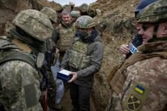 乌克兰再成美俄对峙前线