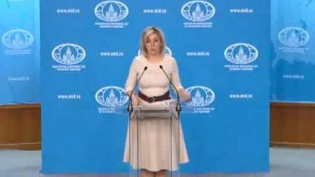 俄罗斯称必将回击美方侵略性行为(组图)