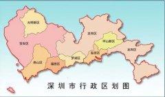 深圳属于哪个省