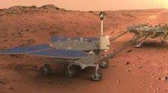 中国首辆火星车命名祝融号