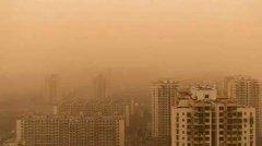 七省区将有扬沙或浮尘天气