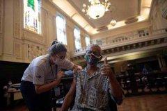 巴西小城全城接种中国疫苗