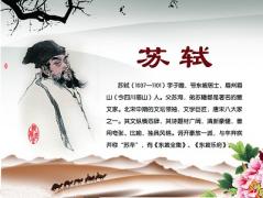 苏轼最有名的十首诗