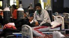印度死亡病例可能将超百万