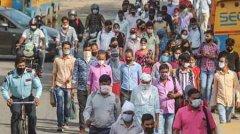 印度变异毒株已传至40多国和地区