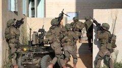 以色列军队开始进攻加沙地带