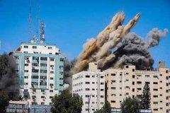 美联社回应以色列轰炸加沙媒体大