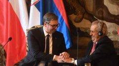 捷克总统就捷克参与轰炸南联盟道歉