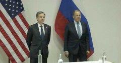 俄罗斯外长与美国务卿会晤