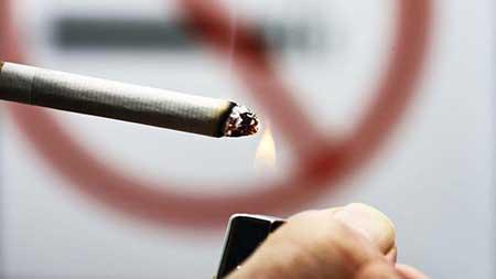 中国每年因吸烟死亡人数超百万