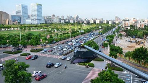 佛山封闭与广州封控区接壤道路