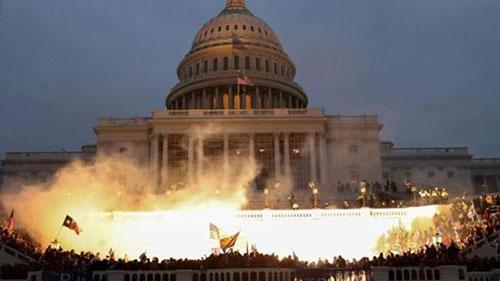 美参院发95页报告揭国会骚乱原因