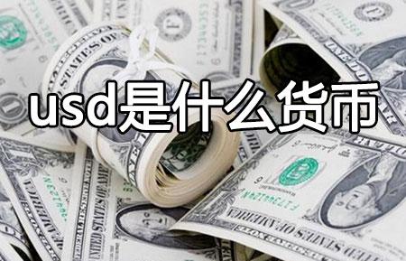 usd是什么货币