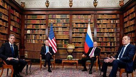 俄美就战略稳定发表联合声明