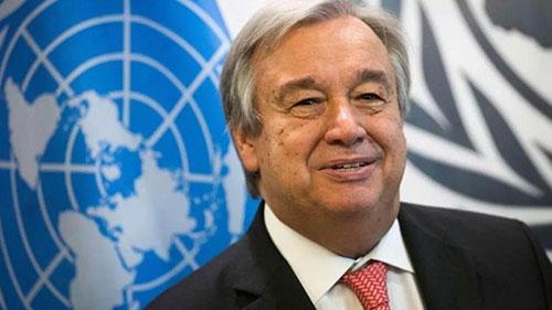 古特雷斯连任联合国秘书长