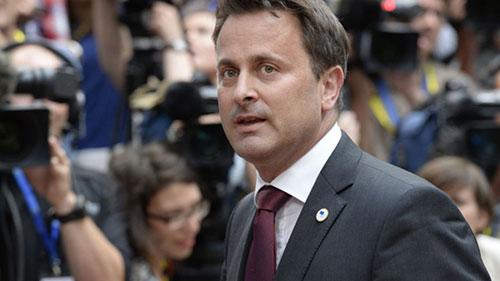 卢森堡首相新冠检测呈阳性