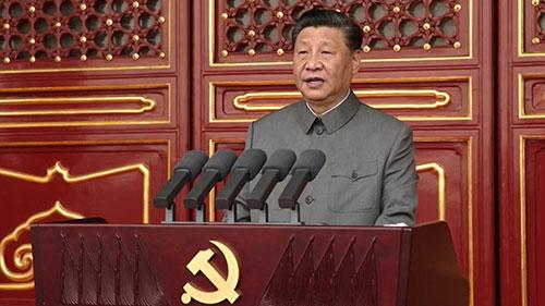 谁妄想欺负中国必将碰得头破血流