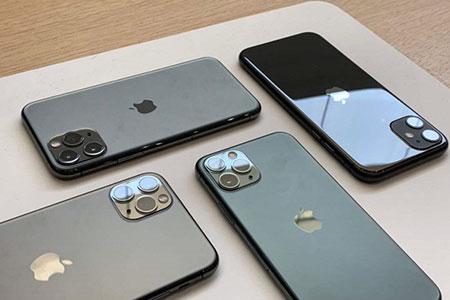 手机排行榜2021前十名最新