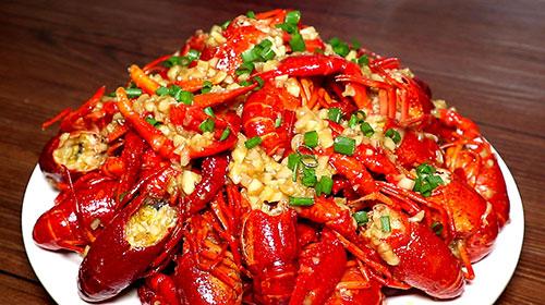 龙虾怎么做好吃又简单