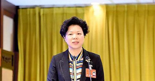 湖南70后女市长晋升