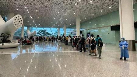 南京禄口机场人员17例阳性