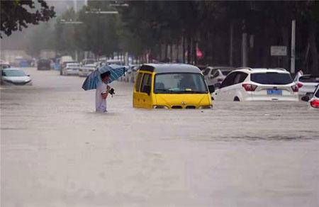 河南强降雨已致58人遇难5人失踪