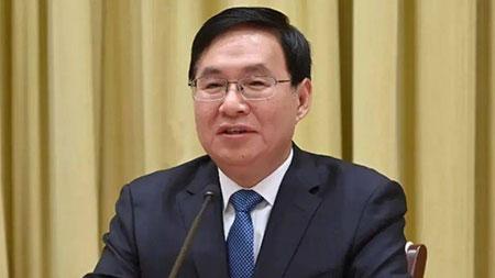 张玉卓任中国科协党组书记