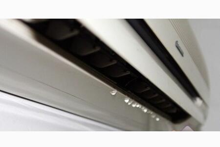 空调室内机漏水原因及解决办法