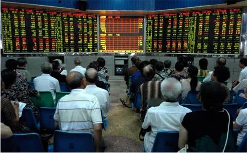中国股民数量已达1.89亿